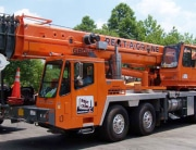 Mobile Crane Rental In Virginia