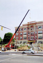 Residential Crane Rental