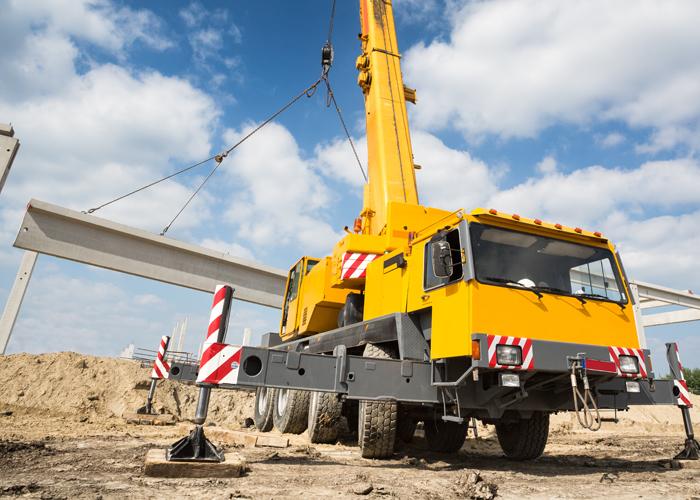 crane equipmental rental