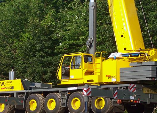 all terrain crane rentals