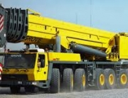 all terrain crane rental